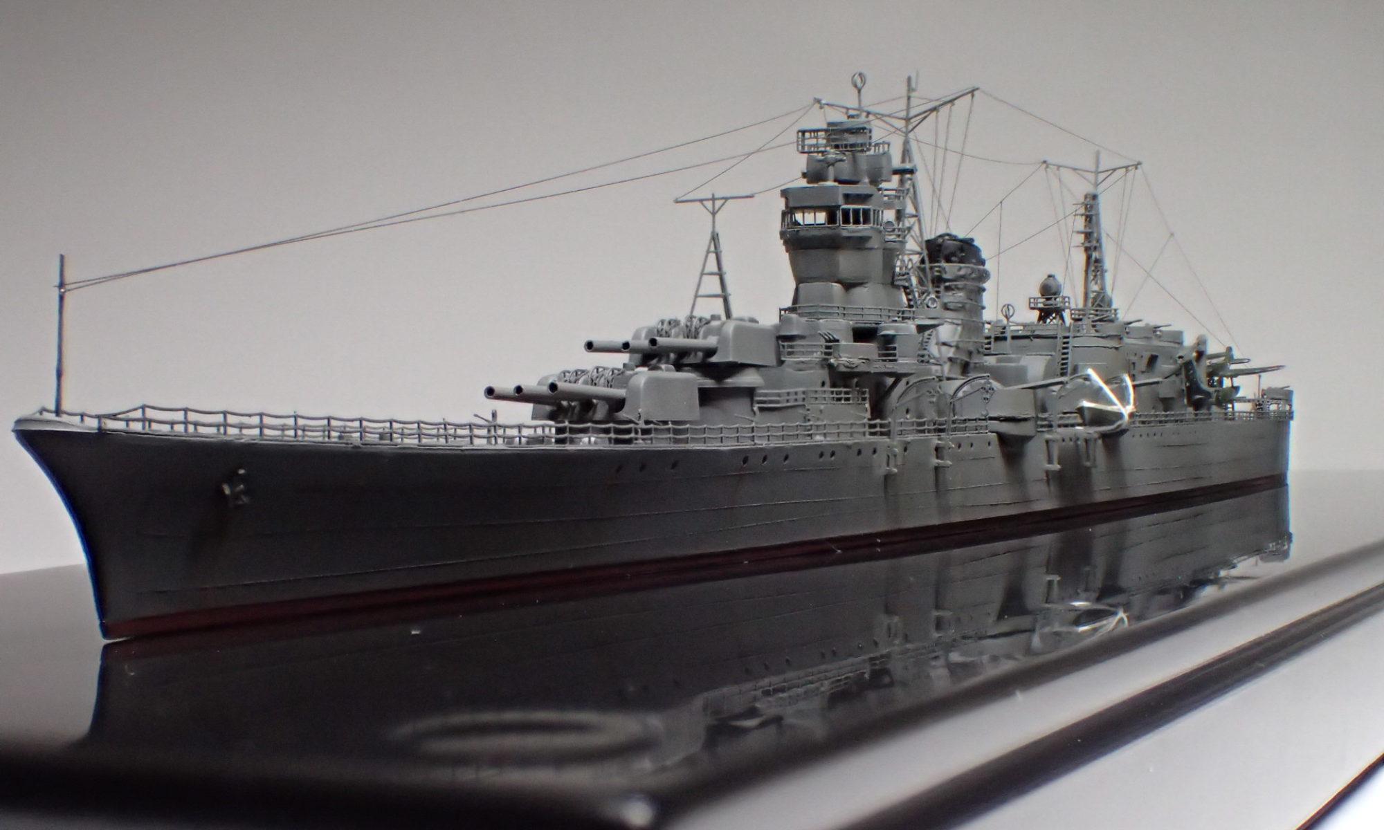 ZBOK艦船模型製作所